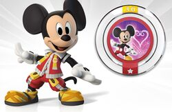 King Mickey Disney Infinity 3.0