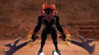 Kingdom Hearts 3 Dark Inferno Secret Boss Fight