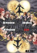 We shall conquer Kingdom Heart by mandachan