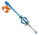 Crabclaw from KH1 render