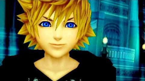 Kingdom Hearts 3D Dream Drop Distance ~ El dolor de Roxas