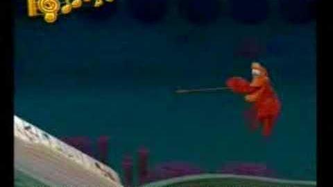 Kingdom Hearts II Swim this Way *perfect*