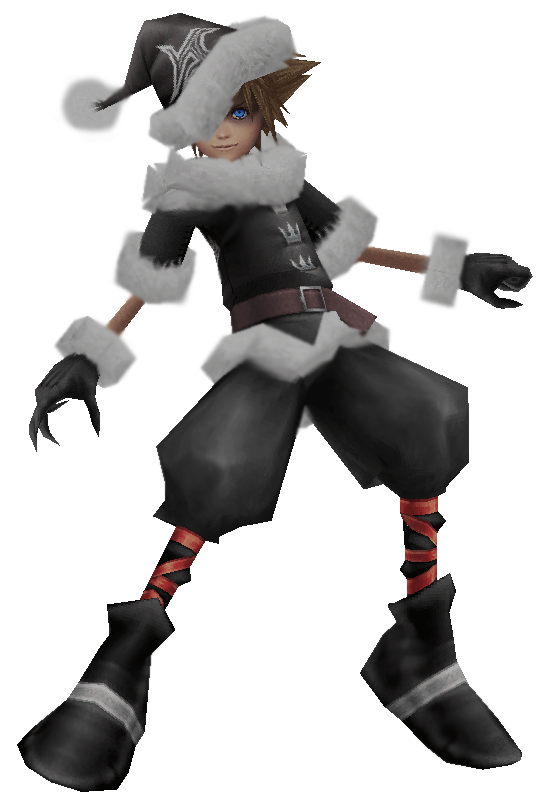 Santa Form   Kingdom Hearts Wiki   FANDOM powered by Wikia