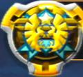 Médaille Gummi KH2 28
