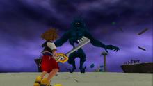 Sora vs. Lado Oscuro Re-CoM