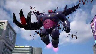 Kingdom Hearts III Expert Combat contre Baymax obscur