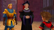 Sora Meets Frollo
