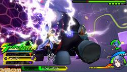 Thunderbolt (Aqua) KHBBS