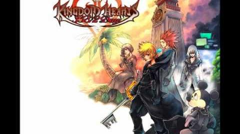 Kingdom Hearts 358 2 Days - Lazy Afternoons