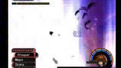 Kingdom Hearts Pal 60 Hz - Sephiroth
