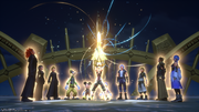 Sealing Kingdom Hearts KHIII