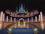 Hollow Bastion- Entrance Hall (Art) KH