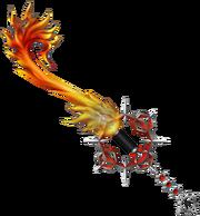 Keyblade de Lea KH3D