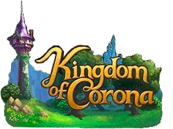Kingdom of Corona Logo KHIII