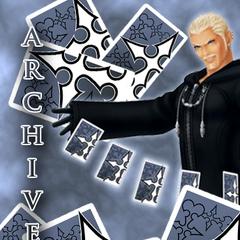 Luxord y sus cartas