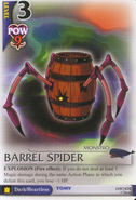 Barrel Spider BoD-109