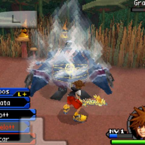 Sora Digital congelando a sus rivales con Haz Hielo++