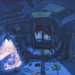 Artwork de la habitación de Sora