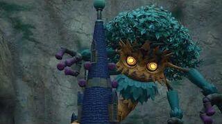 Kingdom Hearts III Expert Combat contre la Marâtre funeste