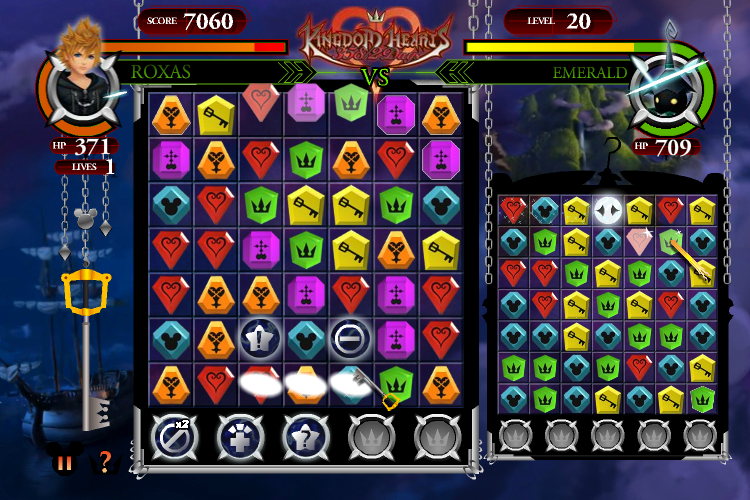 Image Kingdom Hearts Magical Puzzle Clash Png Kingdom Hearts