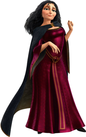 Mother Gothel KHIII