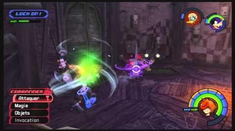 Kingdom Hearts -HD 1.5 ReMIX- Combat contre Am, Stram et Gram
