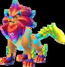 Aura Lion (Spirit) KH3D