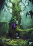 Deep Jungle- Climbing Trees (Art) KHI