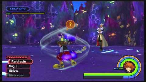 Kingdom Hearts -HD 1.5 ReMIX- Combat contre Ansem 2