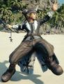 Sora (Pirate) Forme vive KHIII