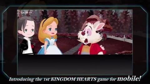 KINGDOM HEARTS UNCHAINED χ – Development Team Message