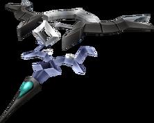 Keyblade Glider (Aqua) (1)