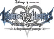 Kingdom Hearts 0.2 Birth by Sleep logo
