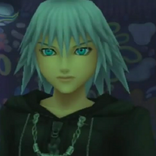 Aparición de Réplica de Riku en Kingdom Hearts: Dream Drop Distance con el <a href=
