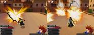Axel explosion