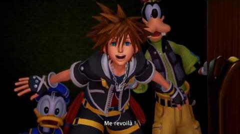 Bande-annonce de KINGDOM HEARTS HD2.8 Final Chapter Prologue – MIX Ray Of Hope de «Simple and Clean»