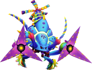 Chill Clawbster (Nightmare)