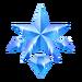 Cristal glacial KHII