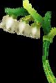 Dainty Bellflowers