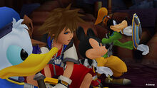 Khhd2-screen-data-sora-donald-goofy-mickey-hollow-bastion