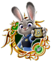 Judy Hopps (Médaille)