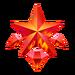 Cristal ardent KHII