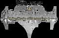 Kingdom Hearts ReChain of Memories Logo KHRECOM
