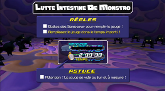 Lutte Intestine de Monstro KHREC