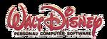 Walt Disney Personal Computer Software Logo