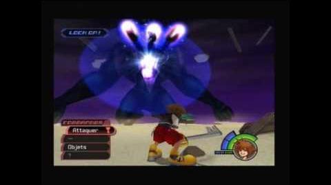 KH Darkside-2ème combat