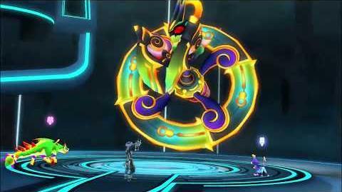 Kingdom Hearts 3D Dream Drop Distance HD Portails secrets - Combat contre Commantis