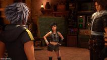 Kingdom Hearts III ReMind screenshot 5
