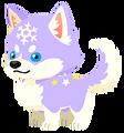 Snowpup (Violet) KHUX