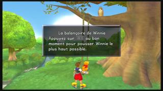 Balançoire de Winnie Screen Shot Intro